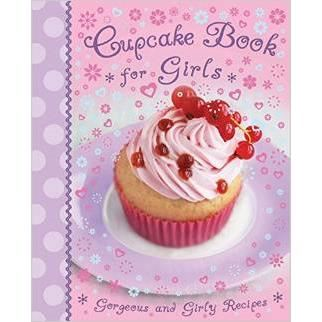 CUPCAKES BOOK FOR GIRLS