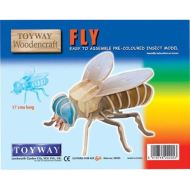 Fly - Pre-Coloured Woodencraft Kit