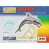 Dolphin - Pre-Coloured Woodencraft Kit