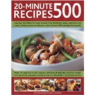 500  RECIPES -20 MINUTE