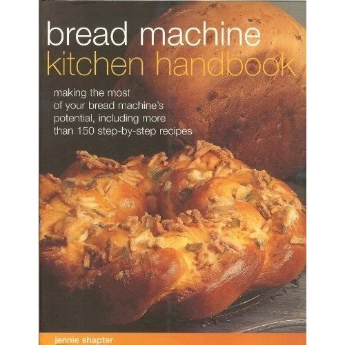 BREAD MACHINE KITCHEN HANDBOOK