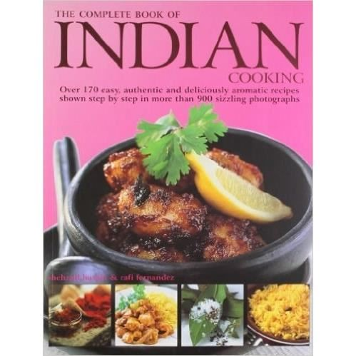 COMPLET BOOK OF INDIAN COOKING