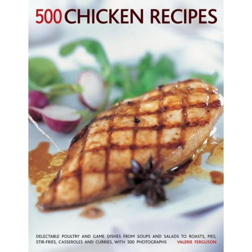 500 CHICKEN RECIPES