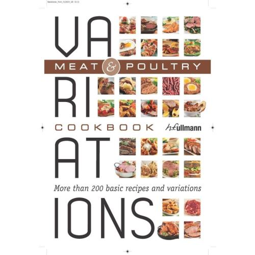 VARIATIONS MEAT & POULTRY COOKBOOK