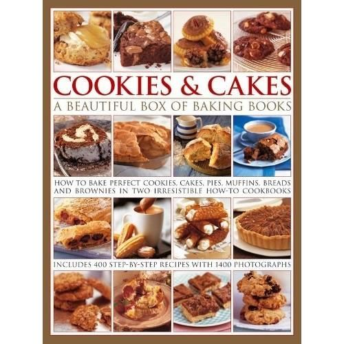 COOKIES & BAKING BOOK BOX