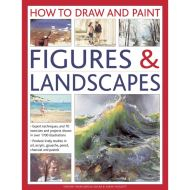 DRAW AND PAINT FIGURES & LANDSCAPES