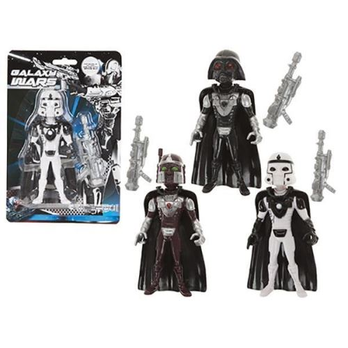 Galaxy Wars Action Figure, 15 CM