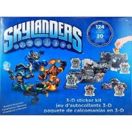 SKYLANDERS STICKER KIT