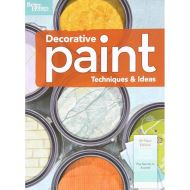 Decorative Paint Techniques & Ideas, 2nd Edition (Better Homes and Gardens)