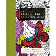 JUST ADD COLOUR-BUTTERFLIES