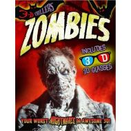 Zombies. Includes 3D Glasses