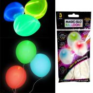 3PC PACK OF LIGHT-UP BALOONS