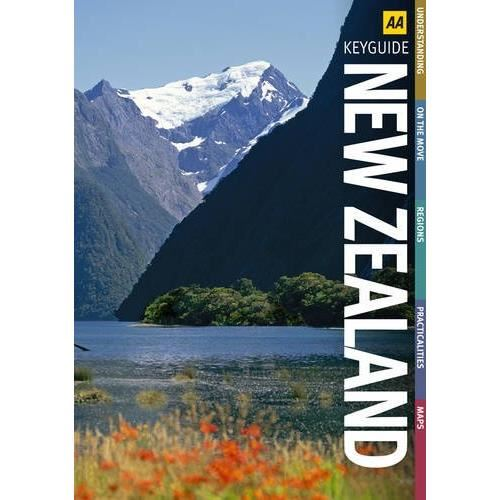 New Zealand (AA Key Guides)