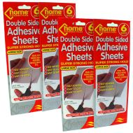 6 Large sheets adhesive
