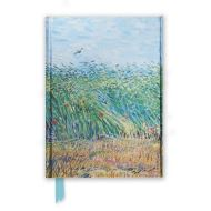 WHEAT FIELD WITH A LARK (Flame Tree Notebooks)