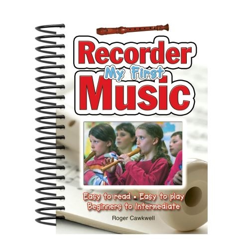 My First Recorder Music