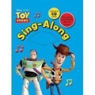 DISNEY TOY STORY SINGALONG BOOK&CD