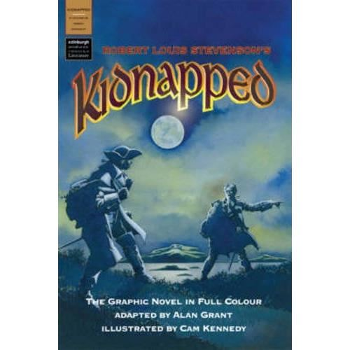 Produs: Kidnapped: A Graphic Novel in Full Colour