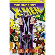 The Uncanny X-Men: The Trial Of Magneto [Marvel Comics Pocketbooks]