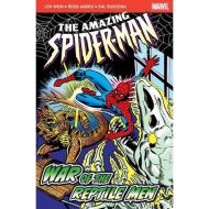 The Amazing Spider-Man: War Of The Reptile Men [Marvel Comics Pocketbooks]