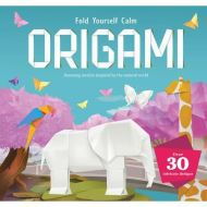 ORIGAMI: FOLD YOURSELF CALM