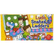 LUDO & SNAKES AND LADDERS BOARD GAME IN BOX