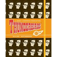 COMIC THUNDERBIRDS BRAINS NOTEBOOK