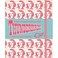 COMIC THUNDERBIRDS LADY NOTEBOOK