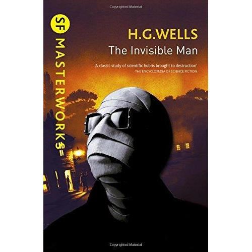 Produs: SF MASTERWORKS: WELLS- INVISIBLE MAN