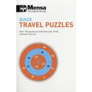 MENSA QUICK TRAVEL PUZZLES
