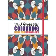 GORGEOUS COLOURING BOOK FOR GROWN UPS