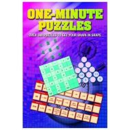 ONE MINUTE PUZZLES