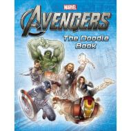 THE AVENGERS: THE DOODLE BOOK