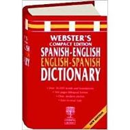 WEBSTER'S COMPACT ENGL-SPANISH
