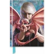 ANNE STOKES: DRAGONKIN (Flame Tree Notebooks)