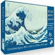 THE GREAT WAVE 1000 PUZZLE