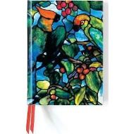 Tiffany: Parrots Transom (Foiled Journal) (Flame Tree Notebooks)