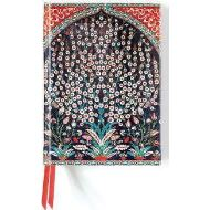 Turkish Wall Tiles (Foiled Journal) (Flame Tree Notebooks)