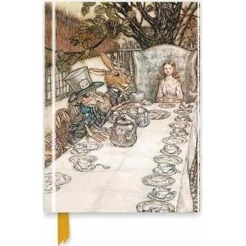 RACKHAM: ALICE IN WONDERLAND (Flame Tree Notebooks)