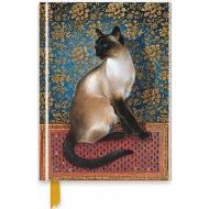 Lesley Anne Ivory: Phuan on a Chinese Carpet (Foiled Journal) (Flame Tree Notebooks)