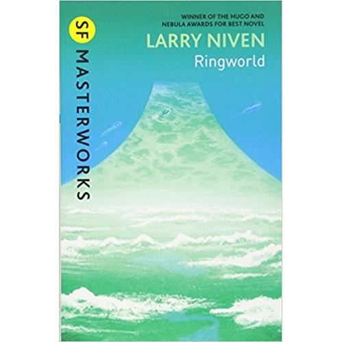 Produs: SF MASTERWORKS: RINGWORLD BY LARRY NIVEN