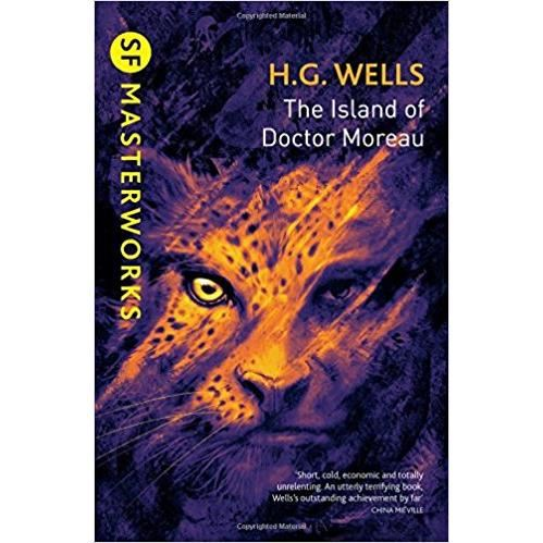 Produs: SF MASTERWORKS: THE ISLAND OF DOCTOR MOREAU BY H.G. WELLS