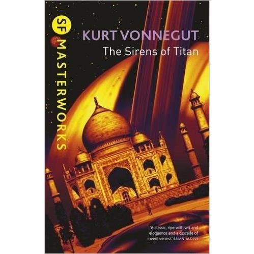 Produs: SF MASTERWORKS: THE SIRENS OF TITAN BY KURT VONNEGUT