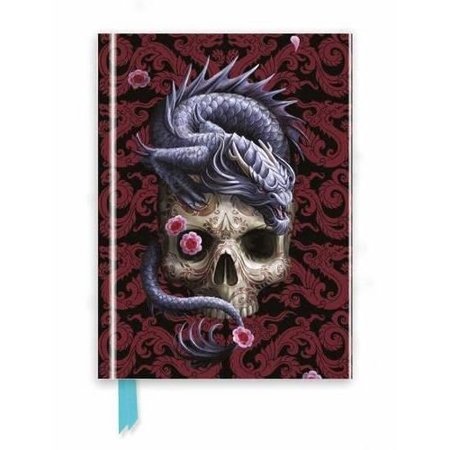 ANNE STOKES: ORIENTAL DRAGON (Flame Tree Notebooks)