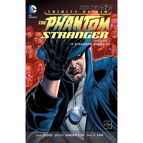PHANTOM STRANGER VOL. 1: A STRANGER AMONG US