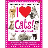 I LOVE CATS! ACTIVITY BOOK By (author)  Walter Foster , Illustrated by  Diana Fisher
