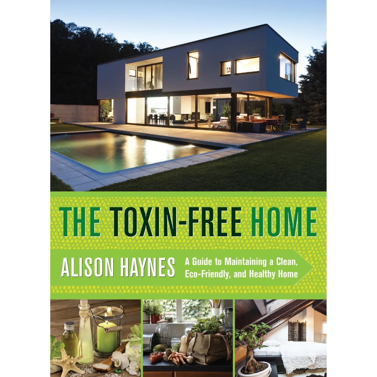 the toxin free home antic exlibris
