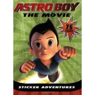 ASTRO BOY STICKER BOOK