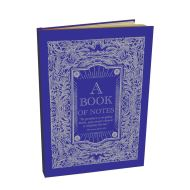 A BOOK OF NOTES VIOLET CASED