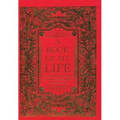 BOOK OF MY LIFE RED